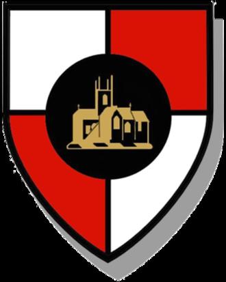 Abbey Hey F.C. - Image: Abbey Hey FC logo
