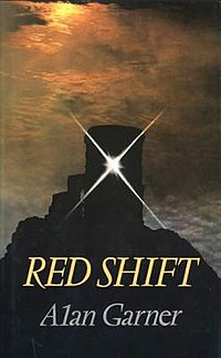 cover of Red Shift by Alan Garner
