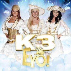 Eyo! - Image: Album cover K3 Eyo!