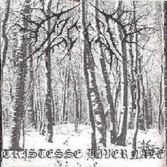 Tristesse Hivernale - Image: Alcest Tristesse Hivernale