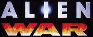Alien War - Alien War London logo