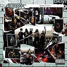 DVD Metal regardé récemment - Page 22 220px-Alive2Anthrax
