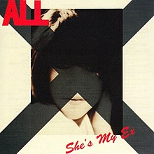 All - She's My Ex cover.jpg