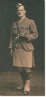Allan Ker Recipient of the Victoria Cross