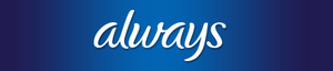 Always (brand) - Always brand logo