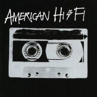 American Hi-Fi (album) - Image: Americanhifi