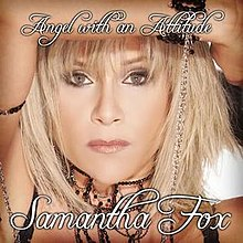 Angel with an Attitude - Samantha Fox album cover.jpg