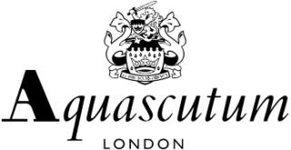 Aquascutum trademark and fashion brand