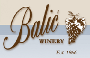 Balic Winery - Image: Balic Winery logo