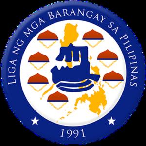 League of Barangays of the Philippines - Image: Barangay League Logo