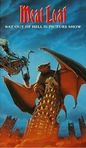 Bat Out of Hell II: Picture Show - Image: Bat Out of Hell II Picture Show