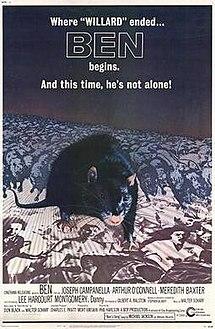 Ben (film) - Wikipedia