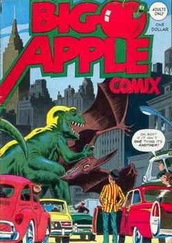 Big Apple Comix - Wikipedia