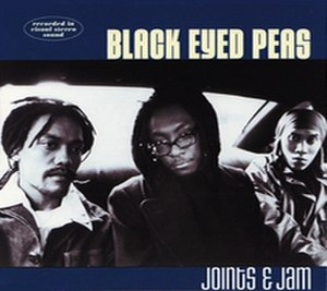 Joints & Jam - Image: Black Eyed Peas Joints & Jam Cover