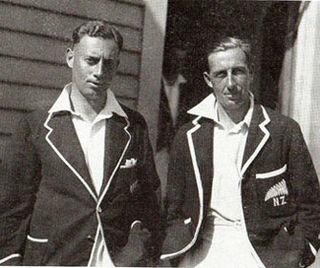 Ted Badcock New Zealand cricketer