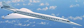 Boom Overture Proposed supersonic transport aircraft