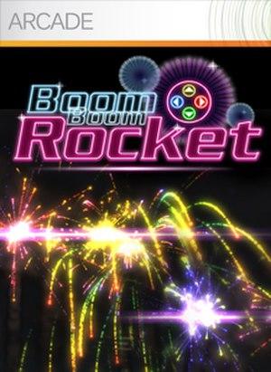 Boom Boom Rocket - Image: Boomboomrocketlogo