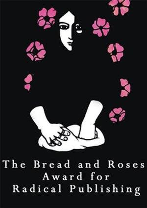 Bread and Roses Award - Image: Bread and Roses Award logo