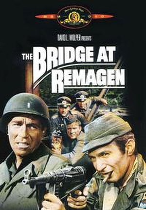 The Bridge at Remagen - DVD cover