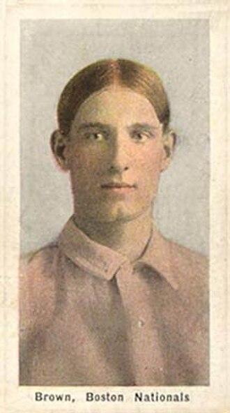 Buster Brown (baseball) - Image: Buster Brown