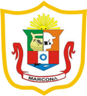 Marcona District - Image: COA Marcona District in Nazca Province