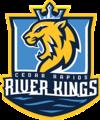 Cedar Rapids River Kings logo