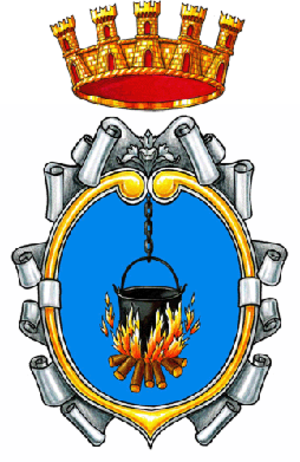 Caldarola - Image: Caldarola Stemma