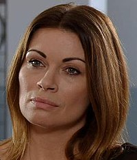 Alison King as Carla Connor (2013)