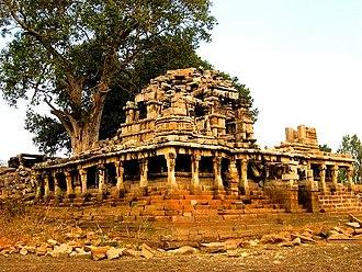 Kulpahar - Chandela temple