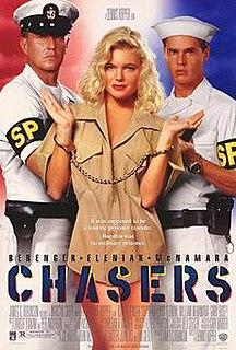 <i>Chasers</i> 1994 film by Dennis Hopper