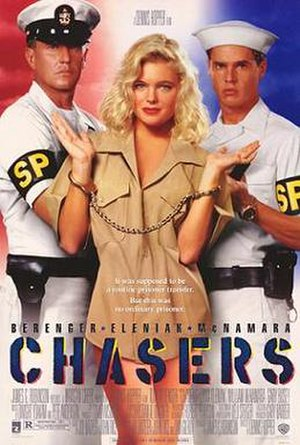 Chasers - Theatrical release poster