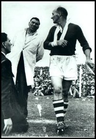 Cork GAA - Christy Ring, one of the all-time greats.