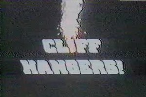 Cliffhangers (TV series) - Title card