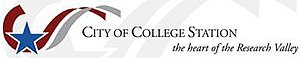 College Station, Texas - Image: College Station Logo