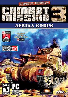 The Afrika Korps In Combat