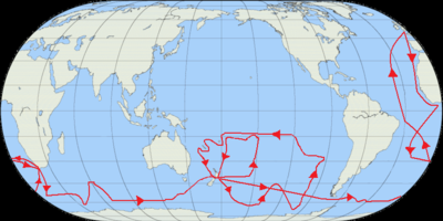 Second voyage of James Cook - Wikipedia