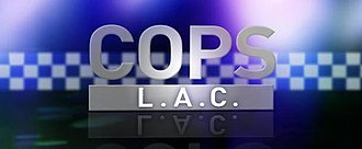 Cops L.A.C. - Intertitle of Cops L.A.C.