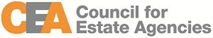 Council for Estate Agencies - Image: Council for Estate Agencies logo