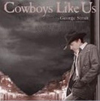 Cowboys Like Us - Image: Cowboys like us