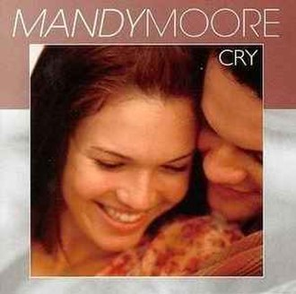 Cry (Mandy Moore song) - Image: Cry single