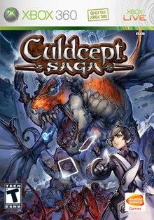 Culdcept Saga - Wikipedia