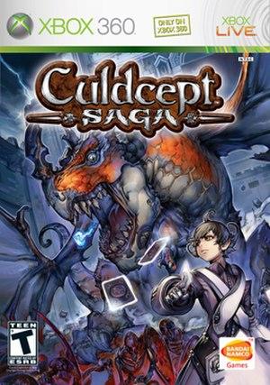 Culdcept Saga - Image: Culdcept Saga