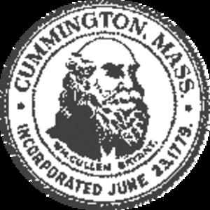 Cummington, Massachusetts - Image: Cummington MA seal