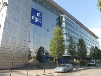 Directorate General for Civil Aviation (France) - DGAC Headquarters, 50 rue Henry-Farman, Paris 15th arr.