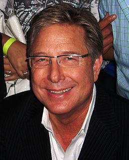 Don Moen American singer-songwriter, pastor and record producer