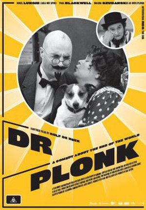 Dr. Plonk - Theatrical film poster