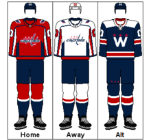 0f12619af Washington Capitals - Wikipedia