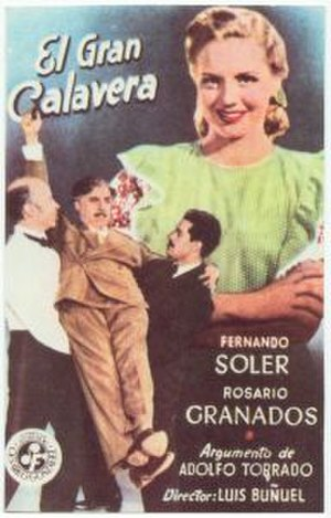The Great Madcap - Film poster