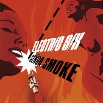 Señor Smoke - Image: Electric six senor smoke