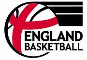England Basketball logo.
